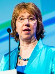 Photo of Catherine Ashton