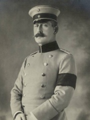 Photo of Prince Maximilian of Baden
