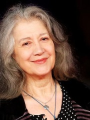 Photo of Martha Argerich