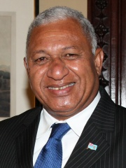 Photo of Frank Bainimarama
