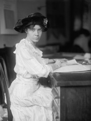 Photo of Alice Paul