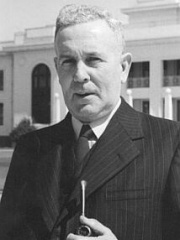 Photo of Ben Chifley