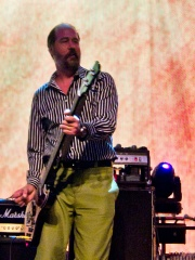 Photo of Krist Novoselic