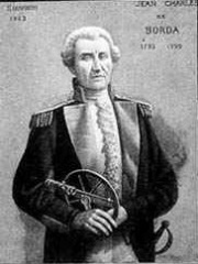 Photo of Jean-Charles de Borda