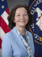 Photo of Gina Haspel