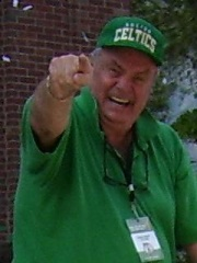Photo of Tom Heinsohn