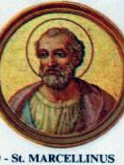 Photo of Pope Marcellinus