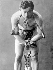 Photo of Harry Houdini