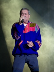 Photo of Ian Gillan