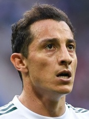 Photo of Andrés Guardado