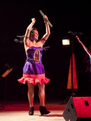 Photo of Lila Downs