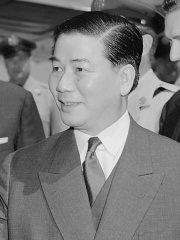 Photo of Ngo Dinh Diem