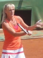 Photo of Andrea Temesvári