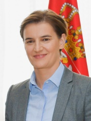 Photo of Ana Brnabić