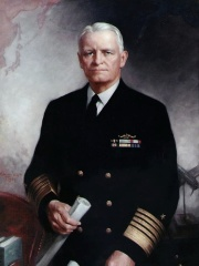 Photo of Chester W. Nimitz