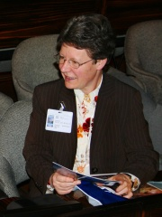 Photo of Jocelyn Bell Burnell