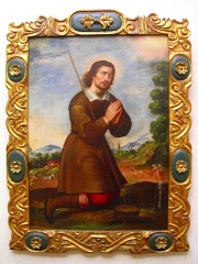 Photo of Isidore the Laborer