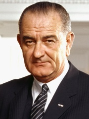 Photo of Lyndon B. Johnson