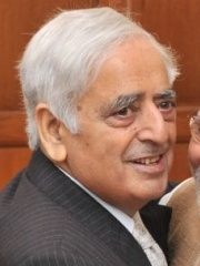Photo of Mufti Mohammad Sayeed