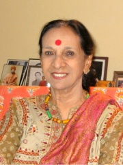 Photo of Mrinalini Sarabhai