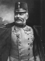 Photo of Archduke Friedrich, Duke of Teschen