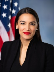 Photo of Alexandria Ocasio-Cortez