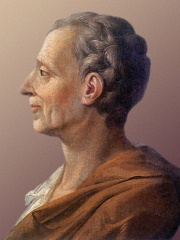 Photo of Montesquieu