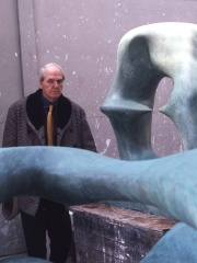 Photo of Henry Moore