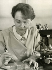 Photo of Barbara McClintock