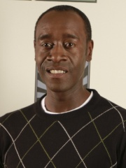 Photo of Don Cheadle