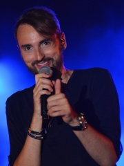 Photo of Christophe Willem