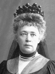 Photo of Bertha von Suttner