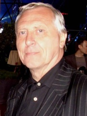 Photo of Peter Greenaway