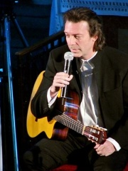 Photo of Steve Hackett