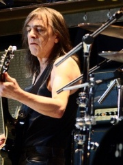 Photo of Malcolm Young