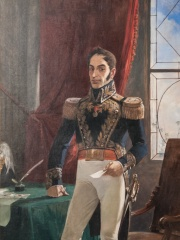 Photo of Simón Bolívar