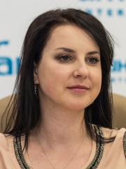 Photo of Irina Slutskaya