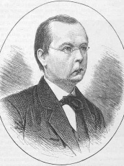 Photo of Johann Karl Friedrich Zöllner