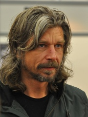 Photo of Karl Ove Knausgård