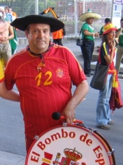 Photo of Manolo el del bombo