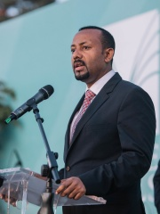 Photo of Abiy Ahmed