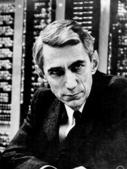 Photo of Claude Shannon