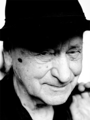 Photo of Jonas Mekas