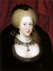 Photo of Anne of Denmark