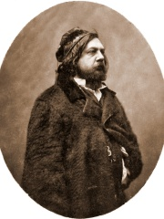 Photo of Théophile Gautier