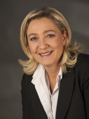 Photo of Marine Le Pen