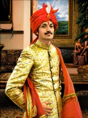 Photo of Manvendra Singh Gohil