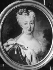 Photo of Countess Palatine Elisabeth Auguste Sofie of Neuburg