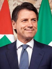 Photo of Giuseppe Conte