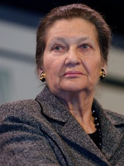 Photo of Simone Veil